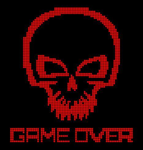 Digitaal schedel-virus