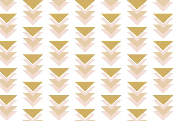 Southwest Rose Gold achtergrondpatroon