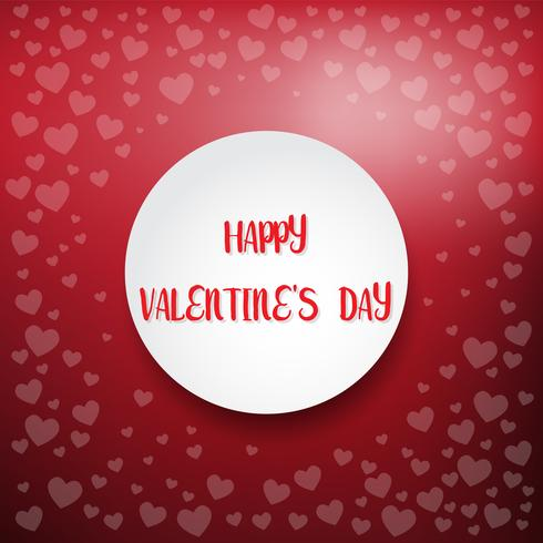 Valentines background Design Template,Vector Illustration, flyers, Wallpaper vector