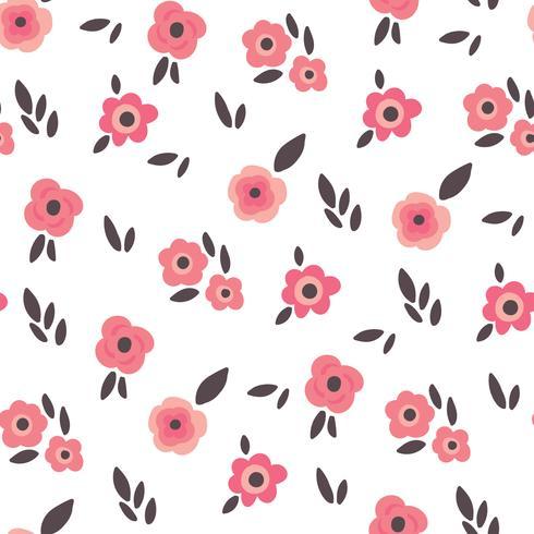 Süßer und empfindlicher Blumenhintergrund