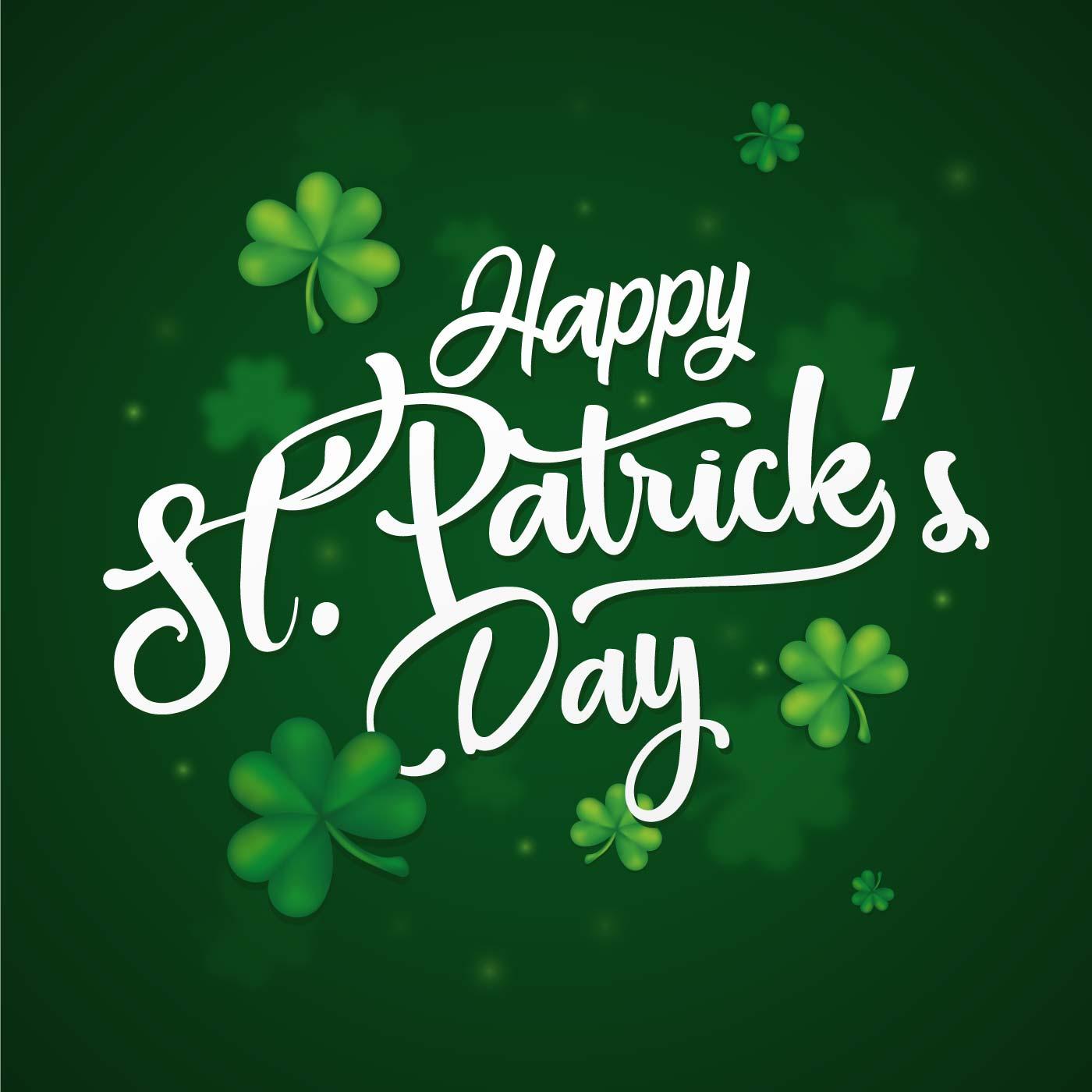 St.Patricks Day Datum