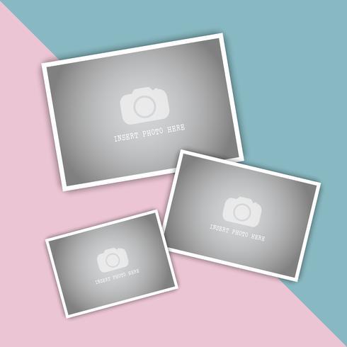 Fond d'écran de montage photo
