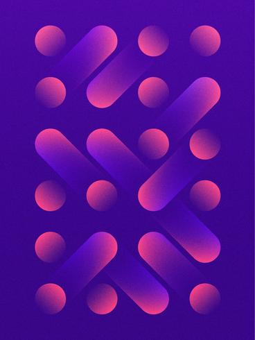 Moderner abstrakter flüssiger Abdeckungs-Hintergrund vektor