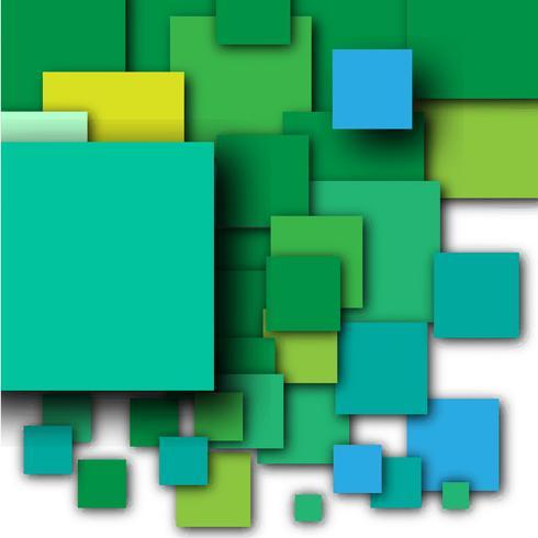 Quadrati vuoti colorati