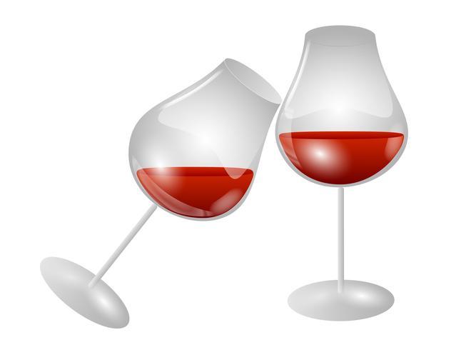 Två glas vin