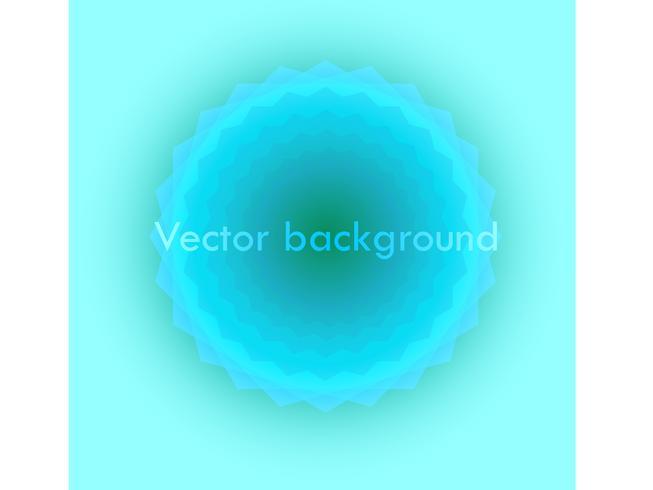 Abstrait bleu, illustration vectorielle vecteur