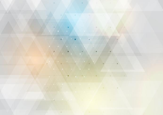 Fundo abstrato techno