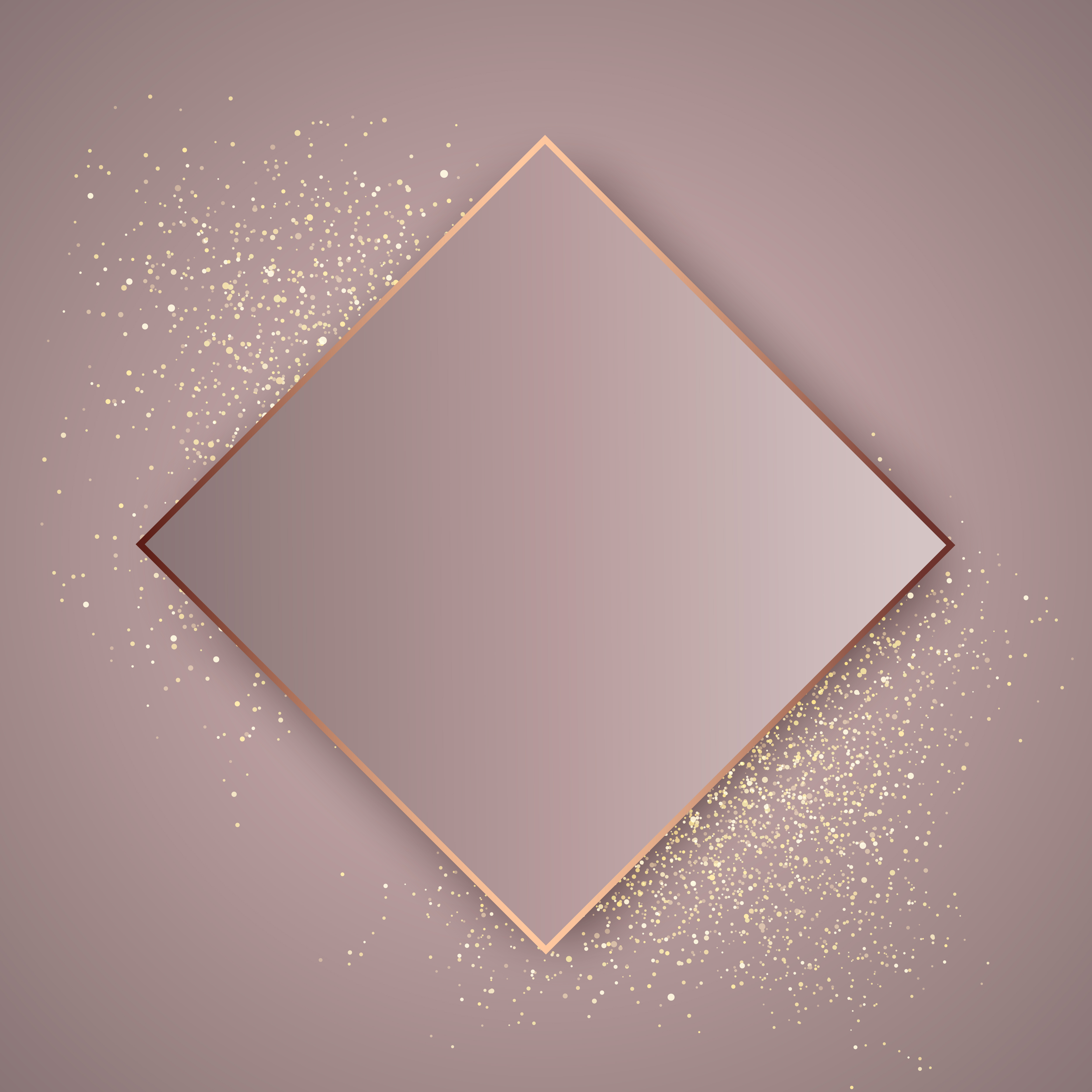 Rose Gold Glitter Background Download Free Vectors