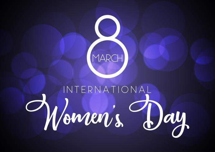 Fundo Internacional do Dia da Mulher