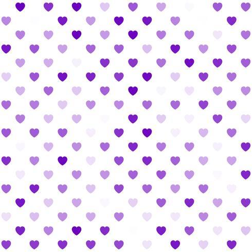 Fondo de patrón de corazones