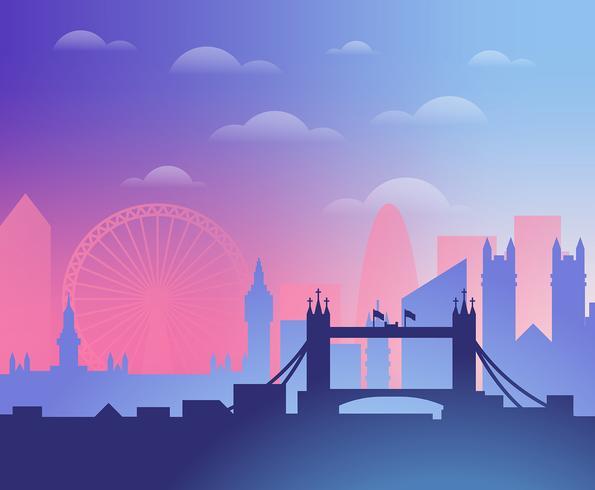 Illustrazione di Londra