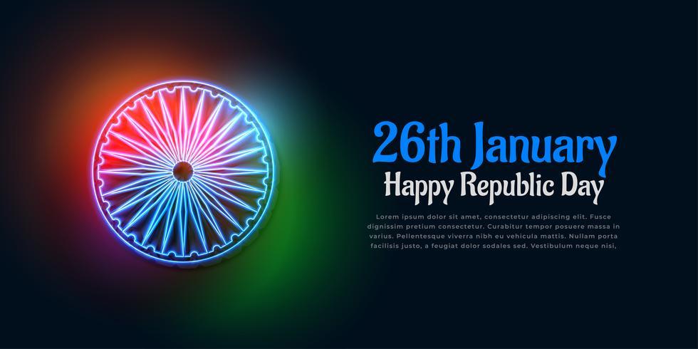 fondo oscuro con brillantes colores de la bandera India
