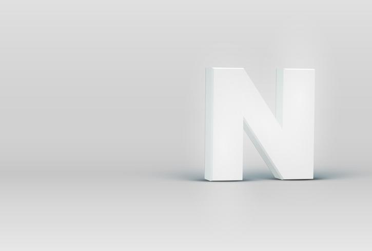 Hoher ausführlicher Charakter des Gusses 3D, Vektorillustration