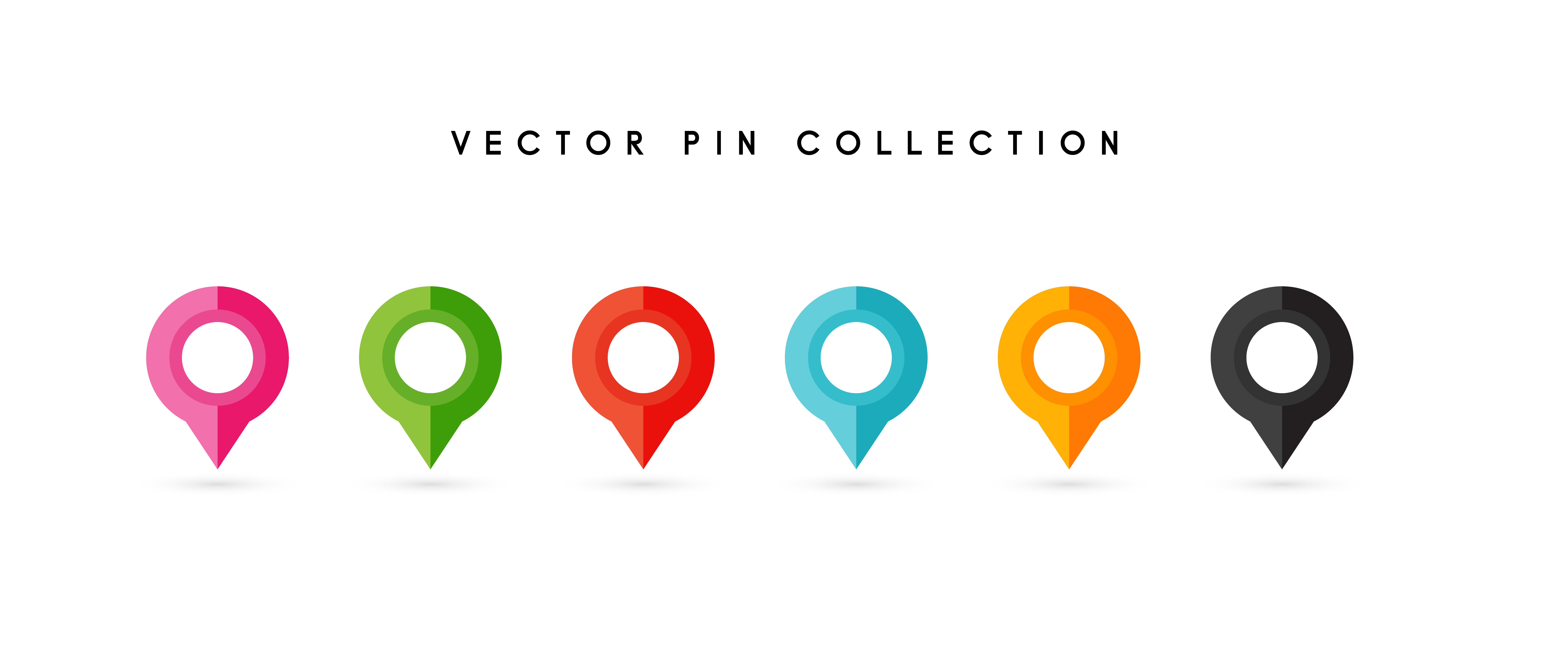 Location Position Icon Free Vector Graphic On Pixabay: Location Pin. Map Pin Flat Icon Vector Design.