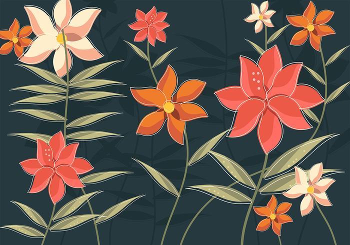 Bakcground da flor