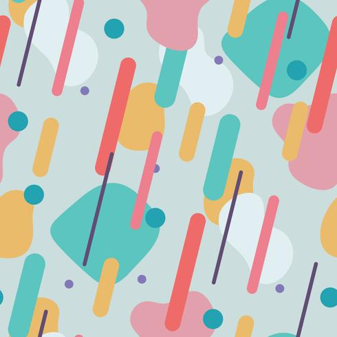 Colorful Funky Background - Download Free Vector Art ...