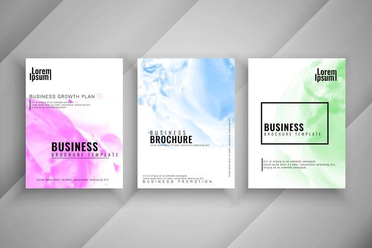 Satz der modernen Auslegung der abstrakten Geschäftsbroschüre