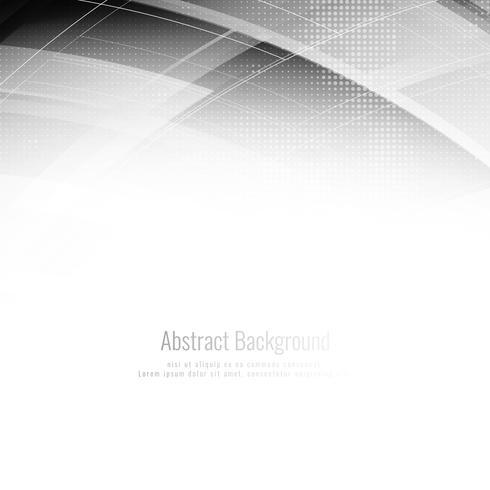 Fundo geométrico abstrato cor cinza