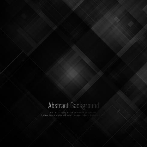 Fundo à moda geométrico da cor cinzenta abstrata