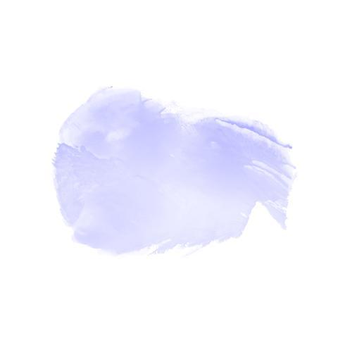 Ejemplo abstracto del fondo del diseño de la acuarela