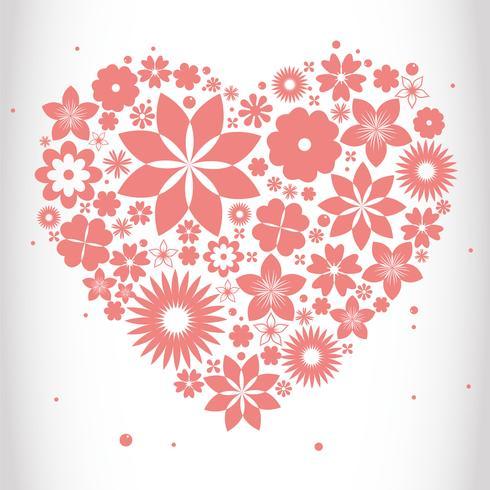 Vector Valentijnsdag illustratie