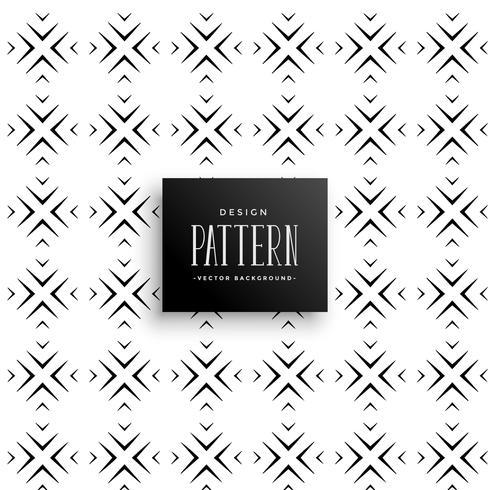 geometrisch kruispatroonontwerp als achtergrond