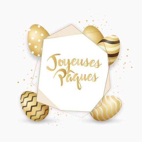 Joyeuses Pâques Saludos