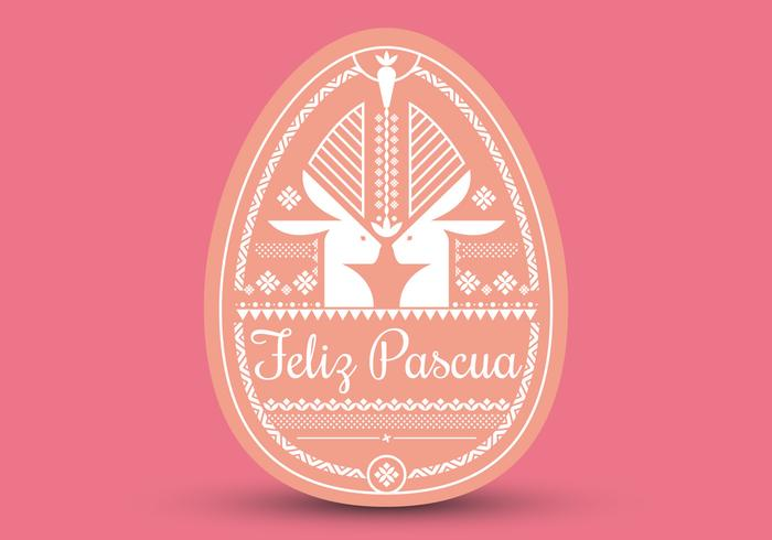 Feliz Pascua Typography. Easter Background. Happy Easter. - Download Free Vector Art, Stock Graphics & Images