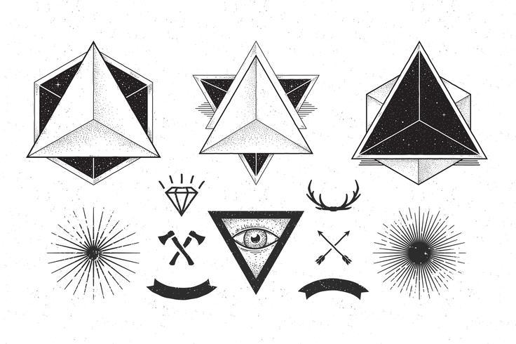 Elementos de design moderno