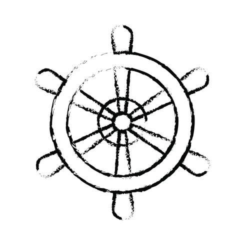Grov linje Perfekt ikonvektor eller piktogramillustration