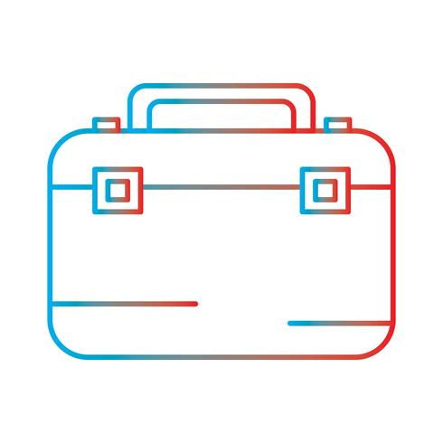 Line Gradient Perfect Icon Vetor ou ilustração de Pigtogram