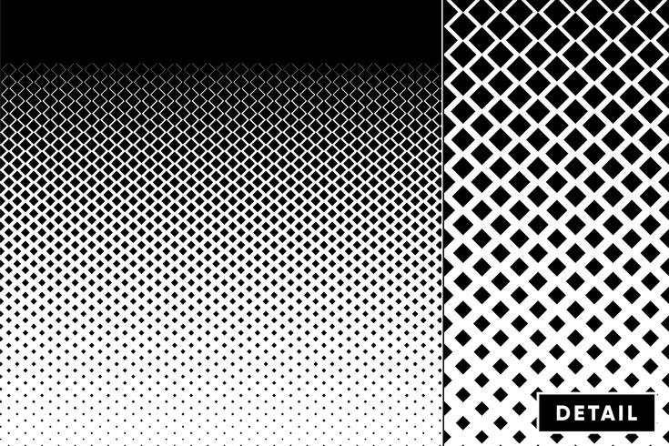 Semitono vector detallado para fondos y diseños