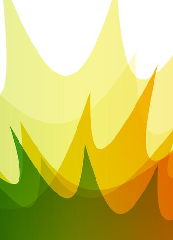 Abstract colorful smart phone background vector