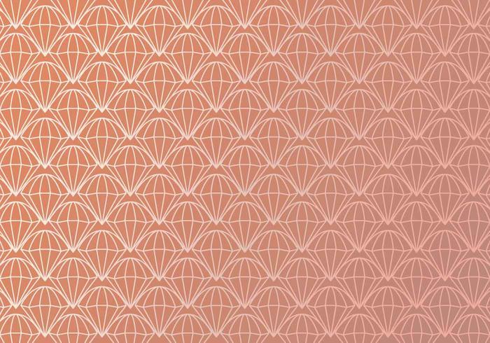Vector de fondo de oro rosa