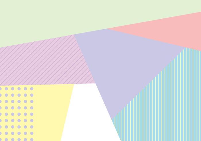 Abstracte Pastelkleurachtergrond
