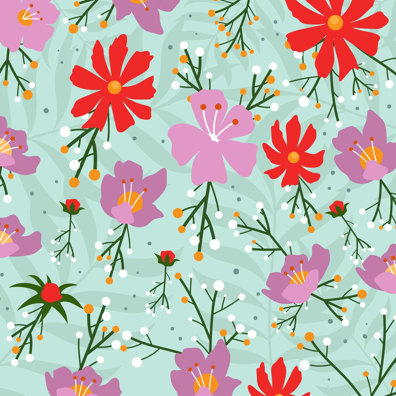 Fondo De Pantalla De Flores