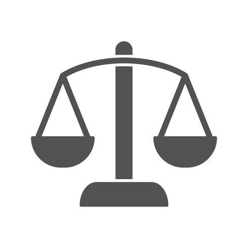 Evenwicht Vector Icon