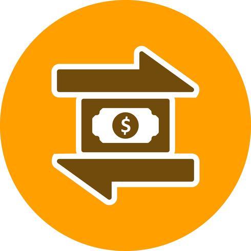 Transaction Vector Icon