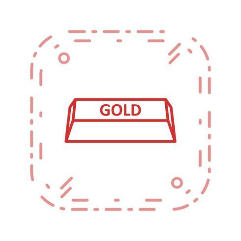 Gold-Vektor-Symbol