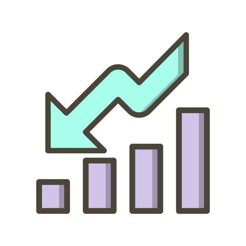 crisis vector pictogram
