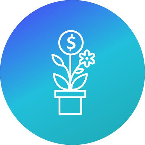 Business tree Vector Icon