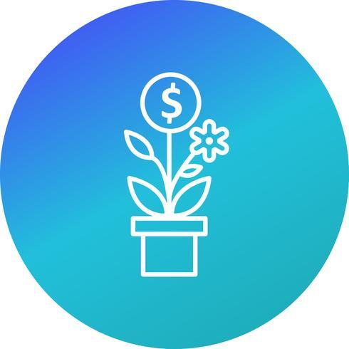 Geschäftsbaum Vektor Icon