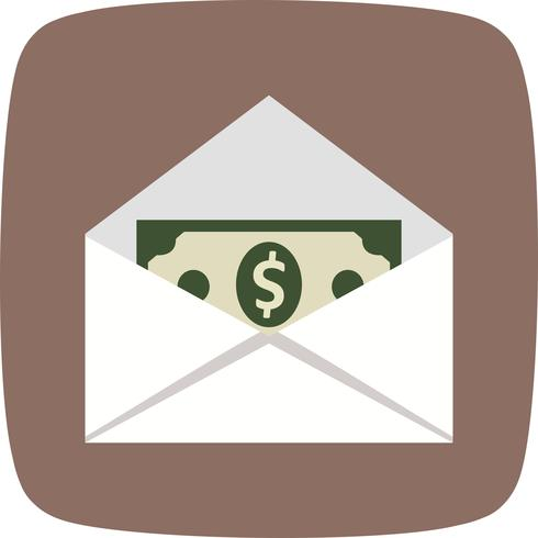 Sending Money Vector Icon - Download Free Vector Art, Stock Graphics & Images