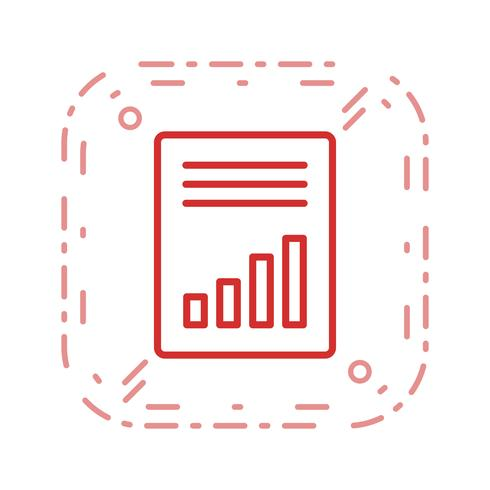 Boekhoudkundige Vector Icon