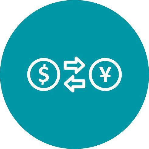 Wisselkoers Vector Icon