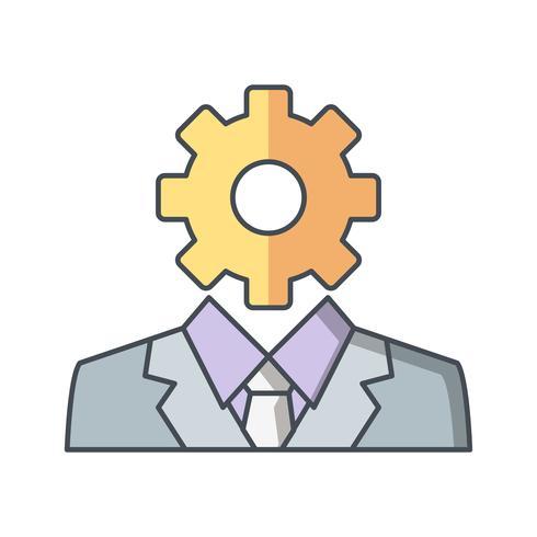 Icona di vettore di amministrazione