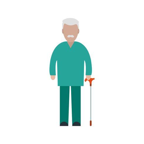Pension Vector Icon