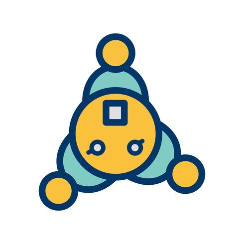 Teamwerk Vector Icon