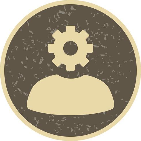 Icono de Vector de administración