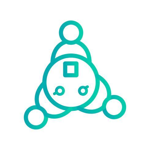 Team Work Vector Icon